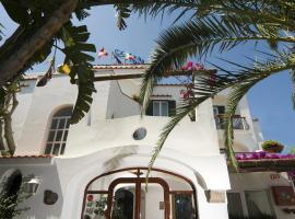 Hotel Villa Angelica, отель в Искье