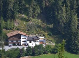 Apart Eggli, pet-friendly hotel in Sankt Anton am Arlberg