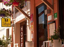 Azalées, отель в городе Турнон-сюр-Рон