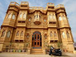 Hotel Royal Haveli, accessible hotel in Jaisalmer