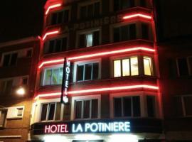Hotel La Potinière, hotel in Brussels
