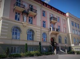 Stadshotellet Sölvesborg, hotell i Sölvesborg