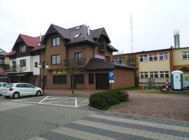 Stelmaszczyka Apartment & Rooms, inn in Jastarnia