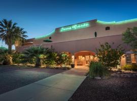 Sierra Grande Lodge & Spa, hotel v destinaci Truth or Consequences