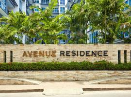 Avenue City Center by Fantasea Beach, hotel in Pattaya