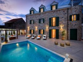 Luxury Villa Infinity, hotel in Donji Humac