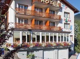 Hotel Park, hotel in Fiesch