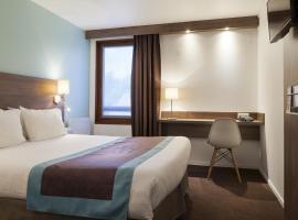 Comfort Hotel Lille - Mons en Baroeul, hotel near Colbert Metro Station, Mons-en-Baroeul