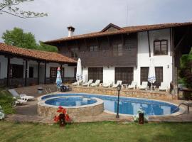 Hotel Izvora 2, hotel in Arbanasi