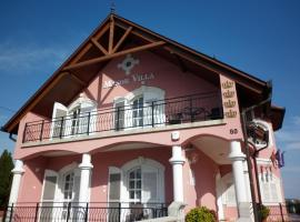 Manor Villa, hotel poblíž významného místa Heart of Jesus church, Hévíz