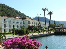 Ece Saray Marina Resort, hotel in Fethiye