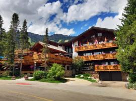 The Alpenhof, hotel in Teton Village