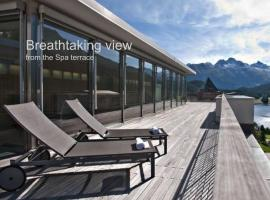Hotel Schweizerhof St. Moritz, hotel in St. Moritz