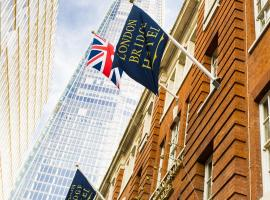 London Bridge Hotel, hotel near The Shard, London