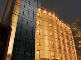 Hotel Solans Riviera, hotel en Rosario