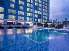 Crowne Plaza Bandung, hotel di Bandung