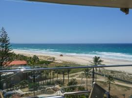 Princess Palm on the Beach, serviced apartment in Gold Coast