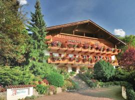 Pension Alpenhof, hotell i San Leonhard in Passeier