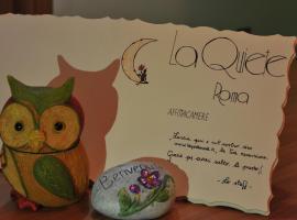 La Quiete, hotel a Roma