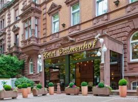 Hotel Palmenhof, hotel near Palmengarten, Frankfurt/Main