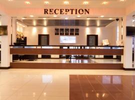 69 Параллель - 2 корпус, отель в Мурманске