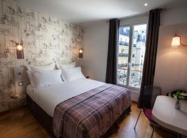 Le Mireille, hotel near Mairie de Clichy Metro Station, Paris
