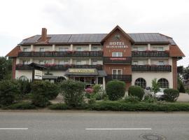 Hotel Blocksberg, hotel in Wernigerode