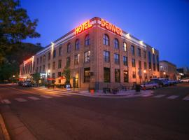 Hotel Denver, accessible hotel in Glenwood Springs