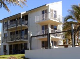 Bargara Shoreline Apartments, hotel in Bargara