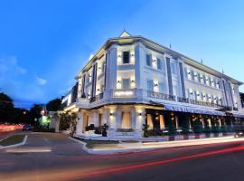Arunreas Hotel, отель в Пномпене