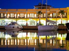 Marina Place Resort, отель в Генуе