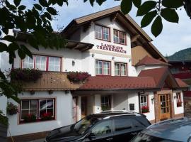 Hotel Garni Landhaus Trenkenbach, hotel v Schladmingu
