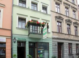 Green Hostel – hostel w Toruniu