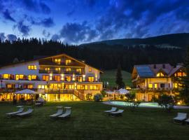 Helmhotel, hotel in San Candido