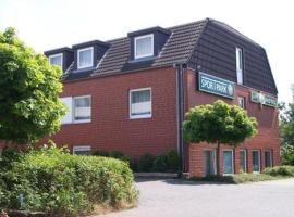 Sportpark Hotel Isernhagen, hotel near Hannover Airport - HAJ, Isernhagen