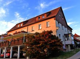 Hotel-Restaurant Kelter, hotel in Esslingen