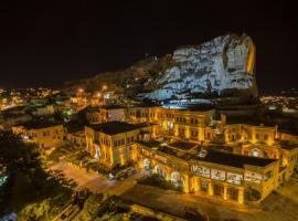 Fresco Cave Suites Cappadocia, hotel in Ürgüp
