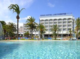 Gran Hotel Las Fuentes de Fantasía Hoteles, hotel in Alcossebre