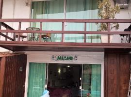 Pousada Miami, hotel with jacuzzis in Rio de Janeiro