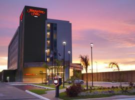 Hampton Inn by Hilton Merida, отель в городе Мерида
