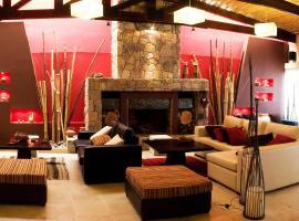 Posada Con Los Ángeles, hotel in Tilcara
