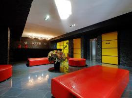 Гостиница Тоян, отель в Томске