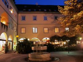 Hotel Goldener Brunnen, Hotel in Klagenfurt am Wörthersee