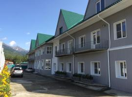 Hotel Irkut, hotel in Arshan