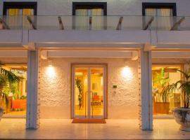 Hotel La Pergola, hotel a Roma, Nomentano
