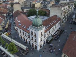 Hotel Zelengora, hotel en Kragujevac