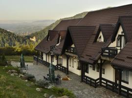 Contele Vladimir, hotel din Bran