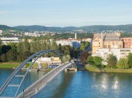 Maximilian Hotel & Apartments Weil am Rhein / Basel, hotel near Basel Airport - BSL,