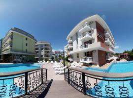 Hotel Zaara, hotel en Sunny Beach