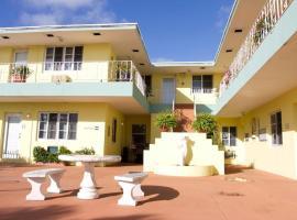 Sorrento Villas, apartamento em Miami Beach